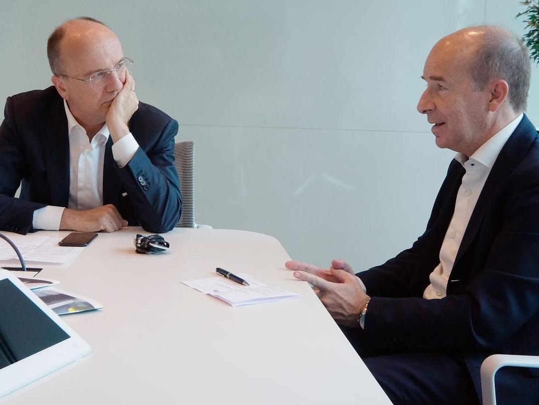 Intervista doppia con Marco Icardi, SAS e Agostino Santoni, Cisco