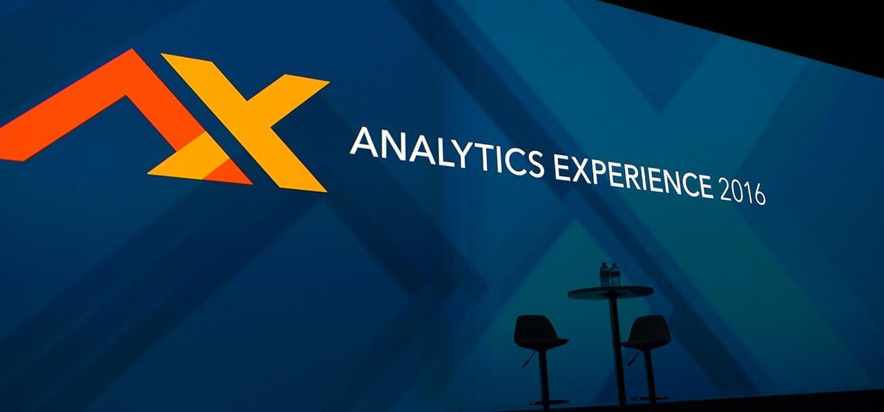 SAS Analytics Experience Rome Stage