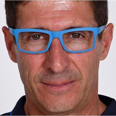 Adriano Bacconi, trainer, journalist, soccer match analysis expert
