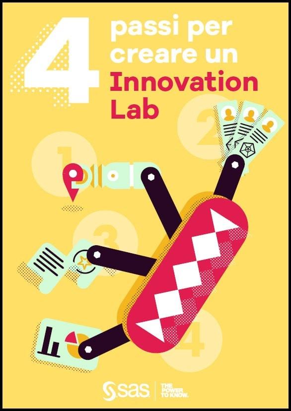 e-book gratuito SAS Innovation Lab