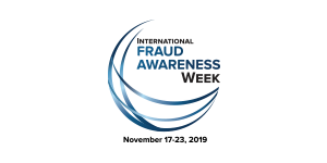 International Fraud Awareness Week, Nov. 17-23