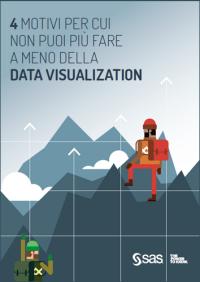 4 motivi per cui non puoi più fare a meno della Data Visualization