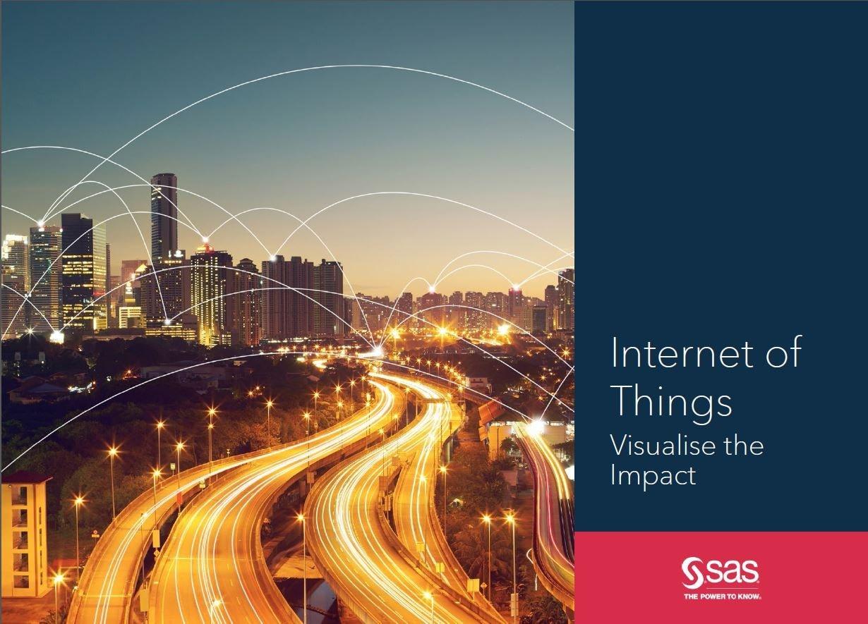 IoT - Visualise the Impact. Executive eBook