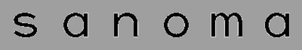 Logo Sanoma