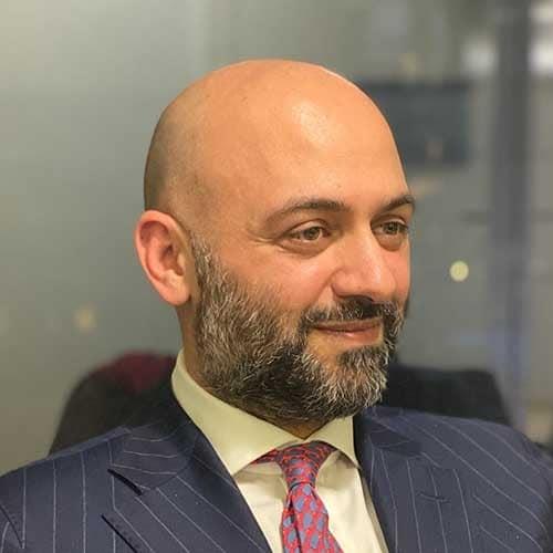 Nicasio Muscia, Accenture
