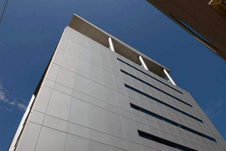 SAS Toronto office upwards view