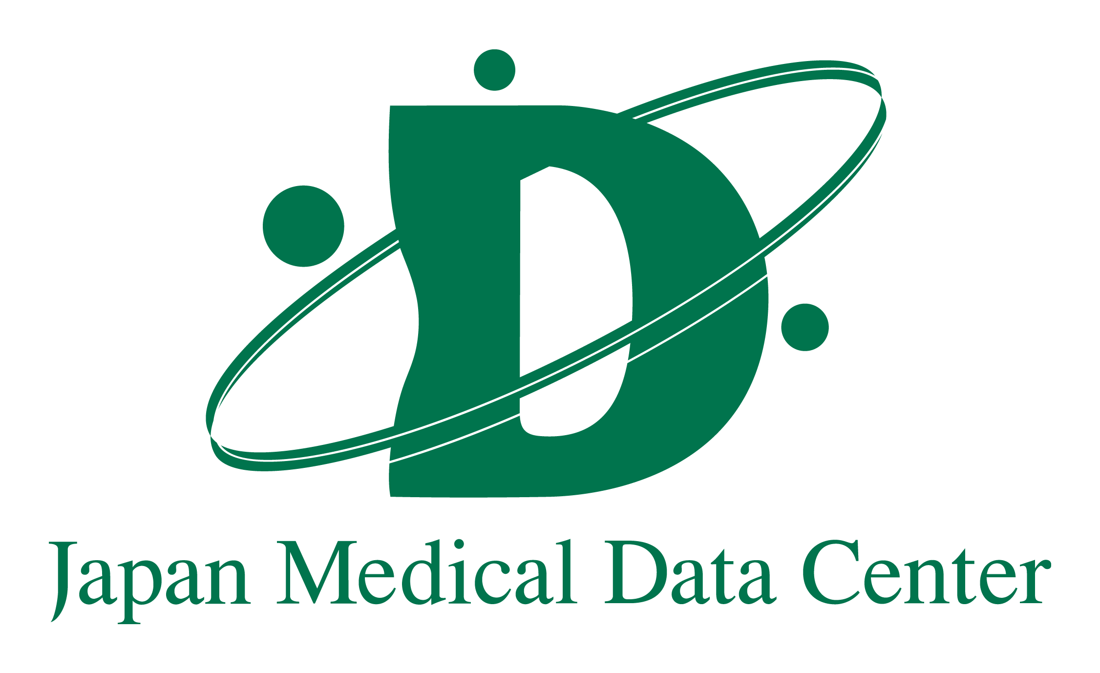 Japan Medical Data Center Logo