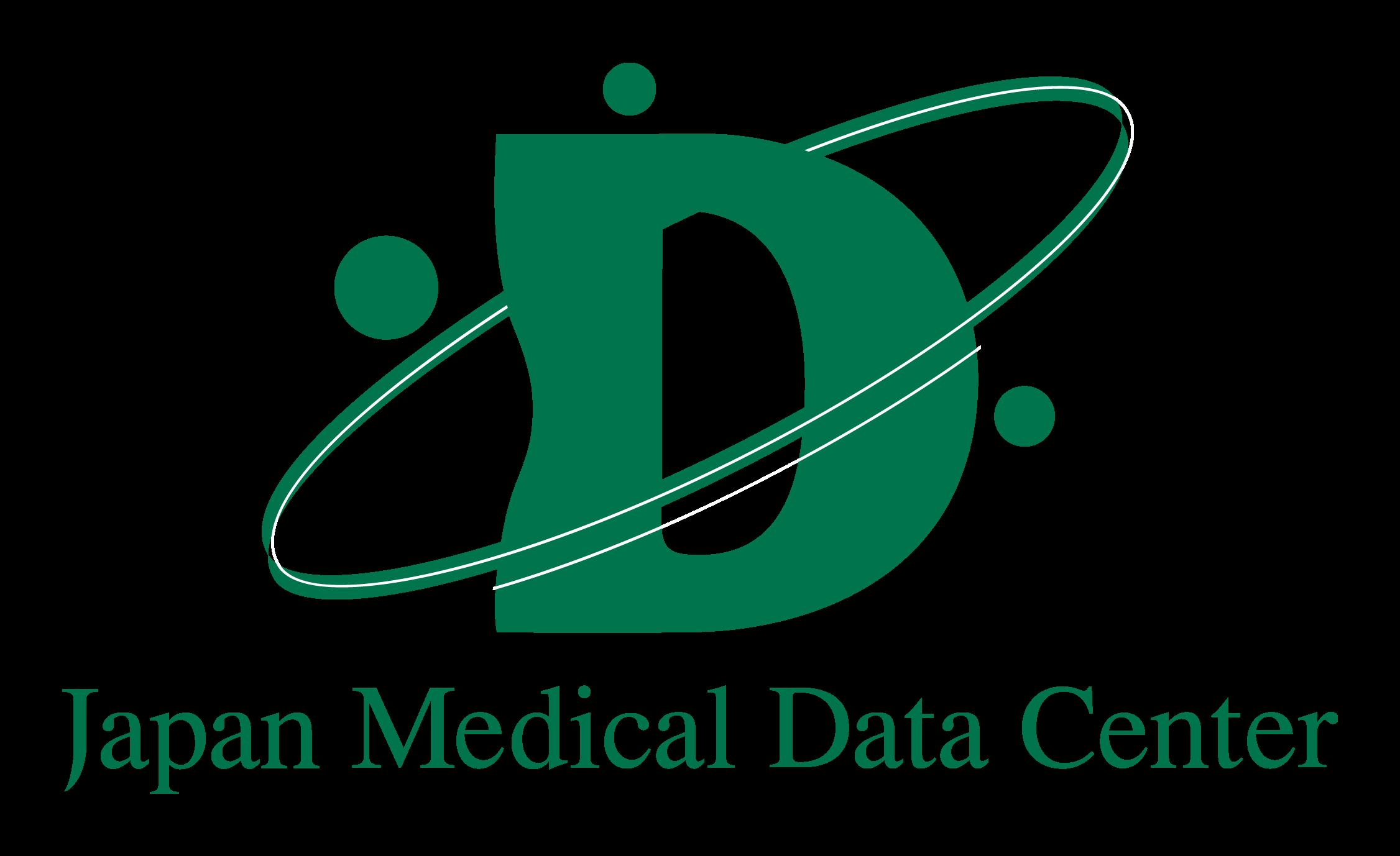 Japan Medical Data Center Logo