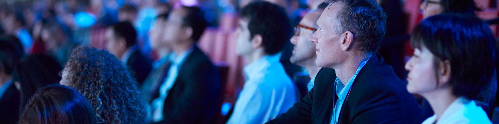 SAS Global Forum crowd audience