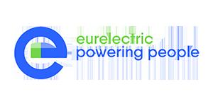 Eurelectric  Powering People logo
