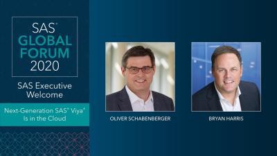 SAS Global Forum:次世代のSAS® Viya®はクラウドに