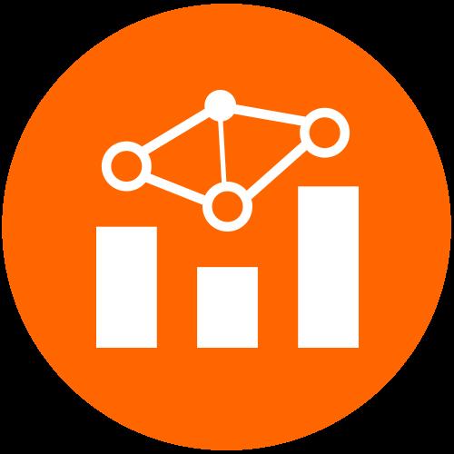 Network Analytics Icon