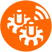 IoT Manufacturing Icon