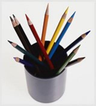 色鉛筆と絵で顧客を理解する