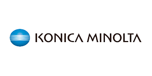 Konica Minolta のロゴ