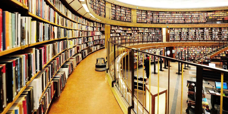 コミュニティの図書館