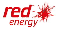 Red Energy社のロゴ
