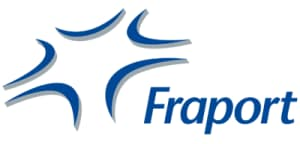 Fraport のロゴ