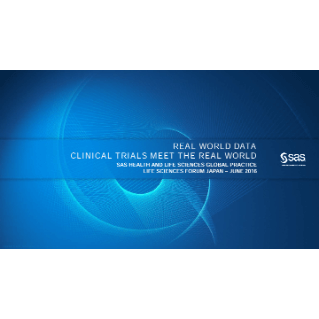 REAL WORLD DATA CLINICAL TRIALS MEET THE REAL WORLD
