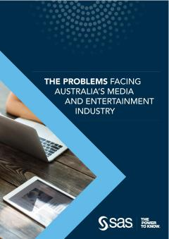 The Problems Facing Australia's Media and Entertainment Industry