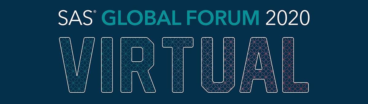 SAS Global Forum 2020 Virtual Promo