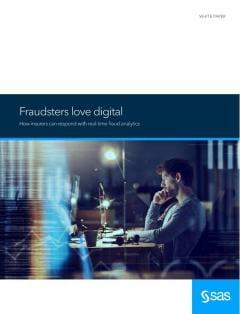 Fraudsters love digital