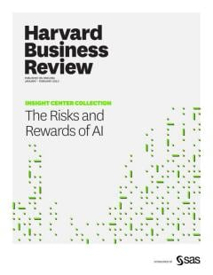 The Risks and Rewards of AI