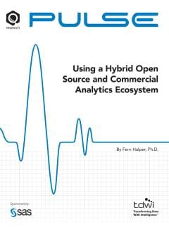 Using a Hybrid Open Source and Commercial Analytics Ecosystem