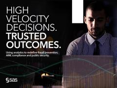 High velocity decisions. Trusted outcomes.