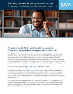 Preparing Students for post-pandemic success