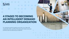 4 Stages to Becoming an Intelligent Demand Planning Organization