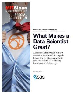 What Makes a Data Scientist Great?