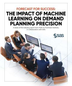 The Impact of Machine Learning on Demand Planning Precision