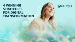 Four Winning Strategies to Kick-Start the Next Chapter of your Digital Transformation