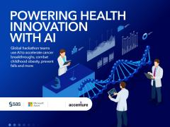 Powering Health Innovation with AI