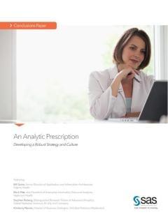 An Analytic Prescription