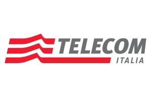 Telecom Italia 로고