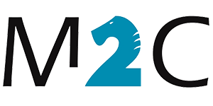 M2C logo