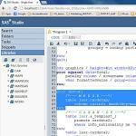 SAS In-Memory Analytics for Hadoop Programming Environment
