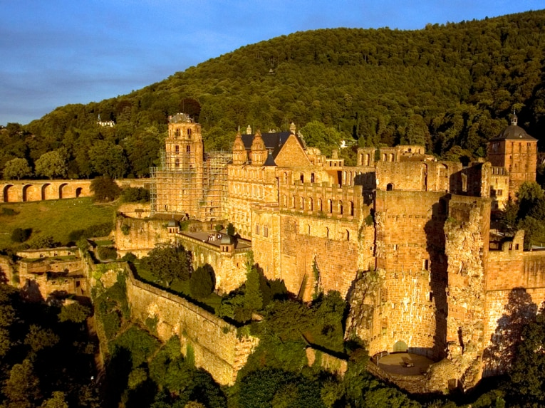 SAS Heidelberg office castle