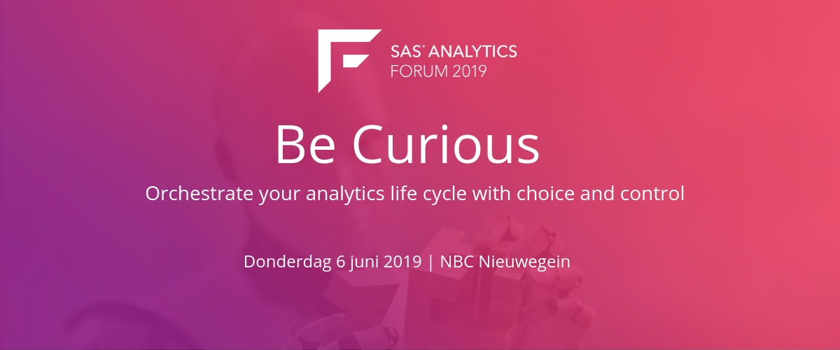 SAS Ananlytics Forum