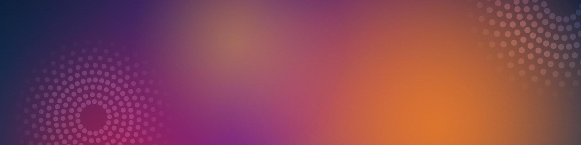 color pop orange plum radiance