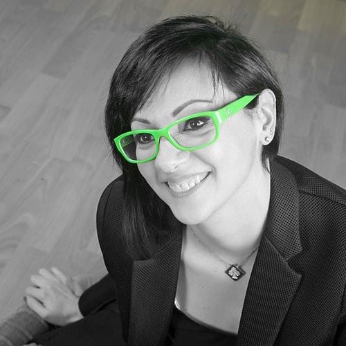 Nicoletta Boldrini additional closeup in BW