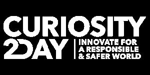 Curiosity 2 day  logo white