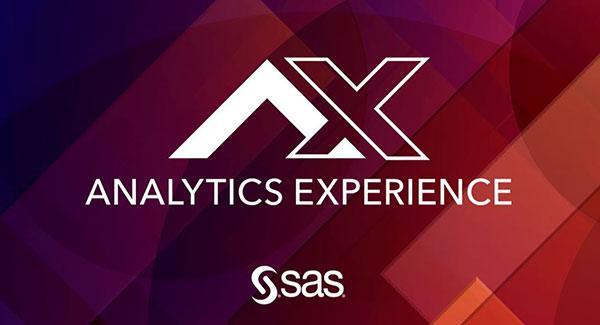 SAS Ananlytics Experience 2019