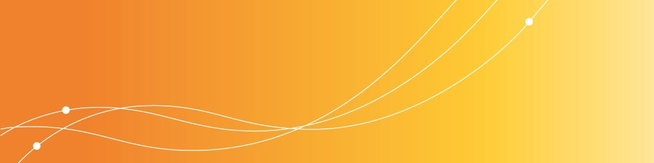 Yellow and orange with lines
