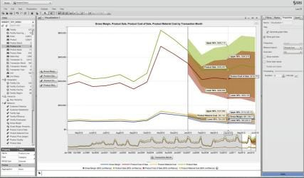 Visual Analytics - Screen 1