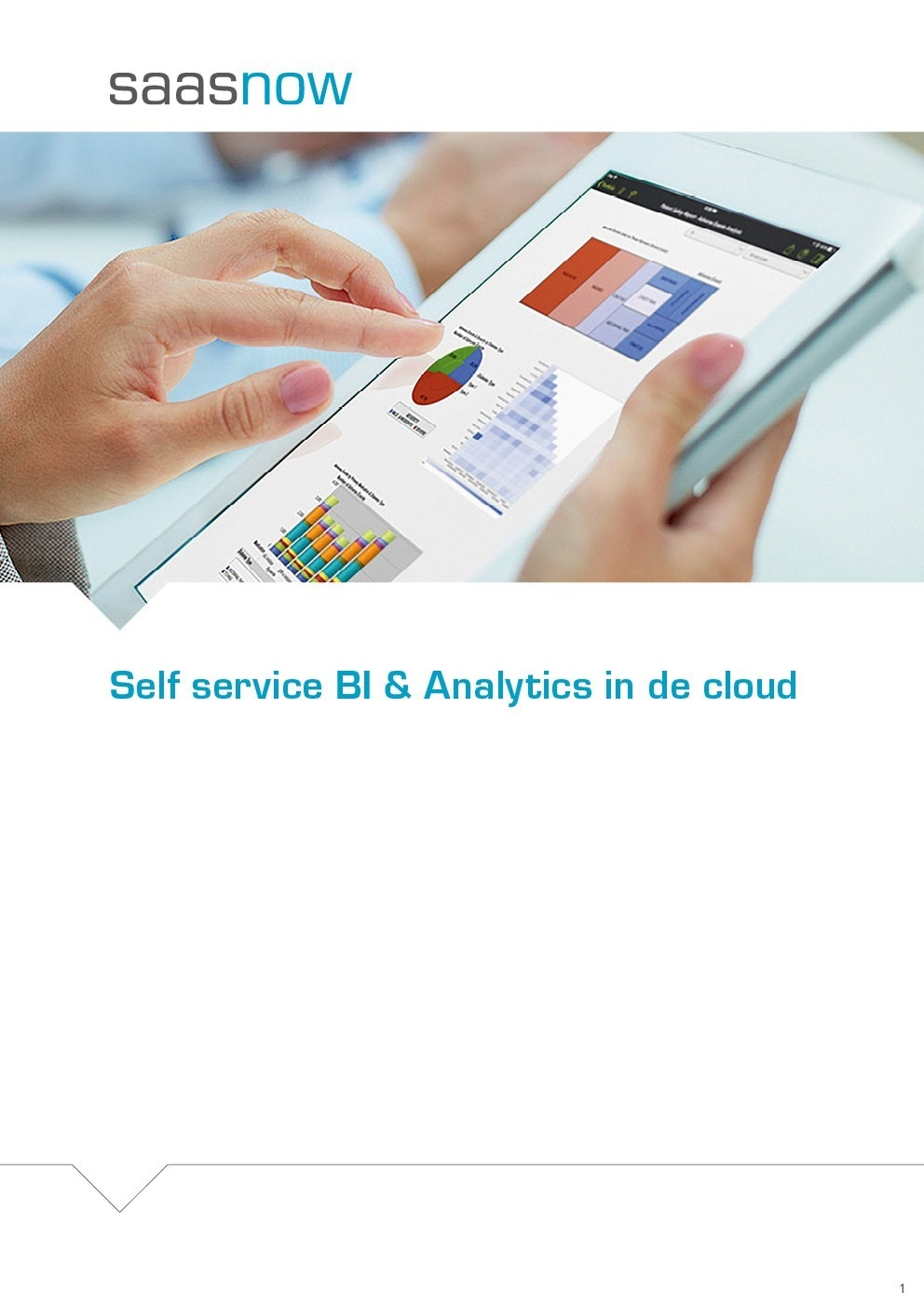 Self service BI and Analytics in de cloud