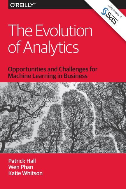 The Evolution of Analytics