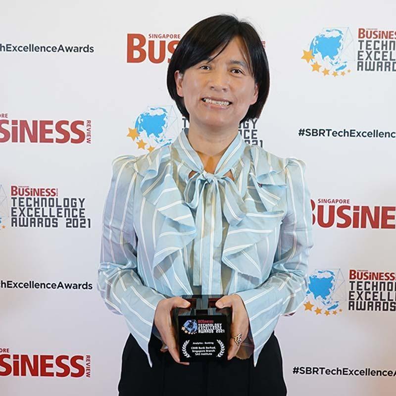 Merlyn Tsai, CIMB Bank